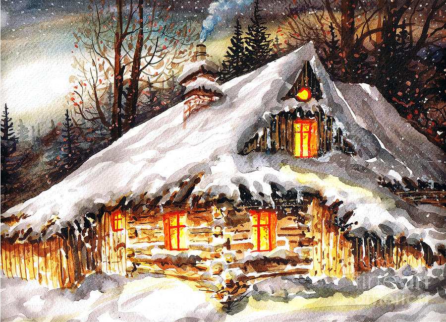 how to close a cottage for the winter