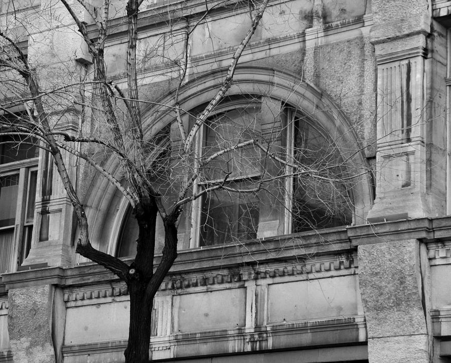 Facade Photograph - Winter In The City by David and Mandy