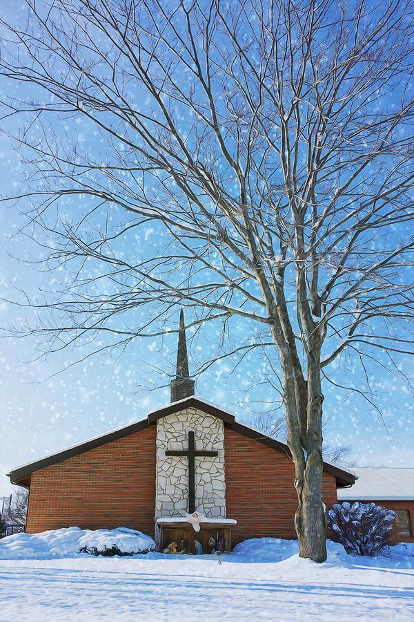 Winter Worship Photograph