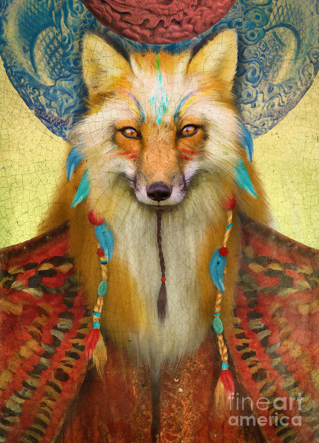 Wise Fox Digital Art