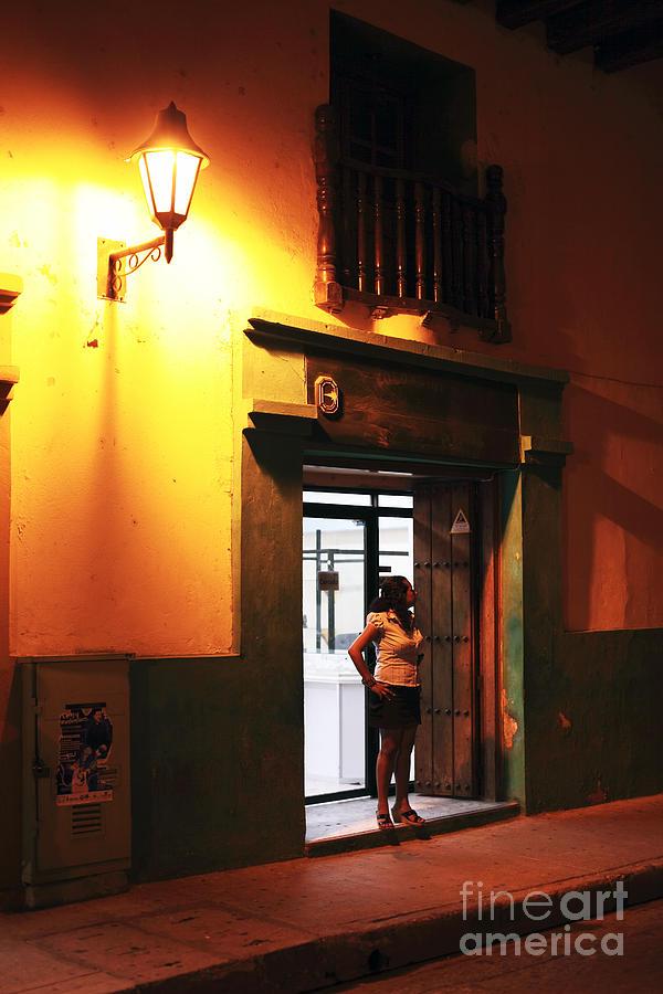 Wishing In Cartagena Photograph