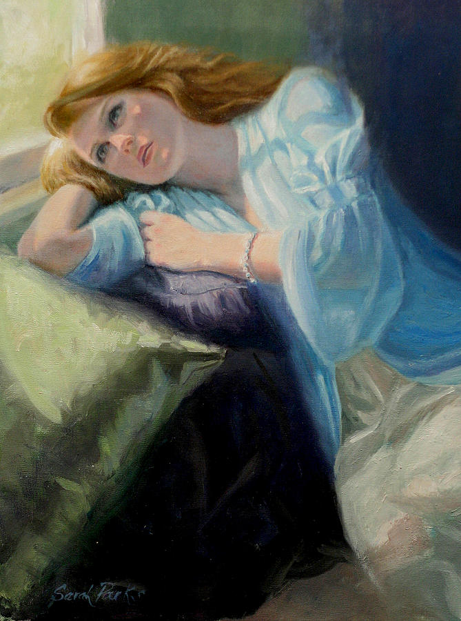 Wistful Painting