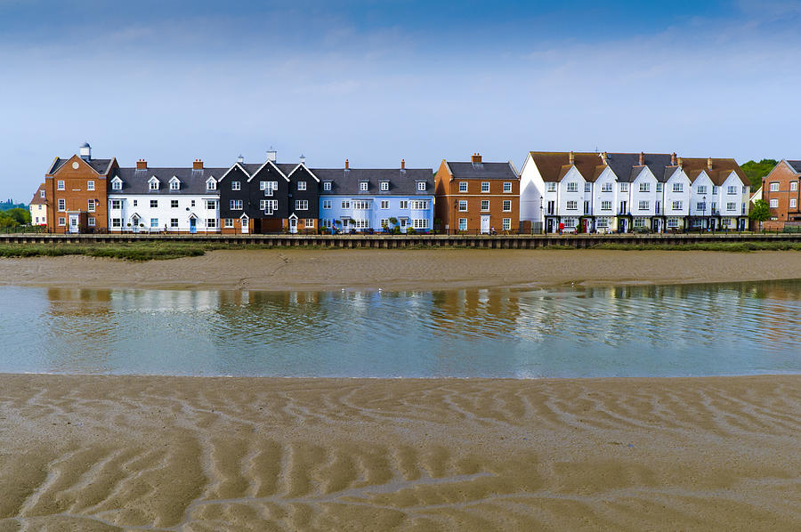 Wivenhoe Waterfront Photograph