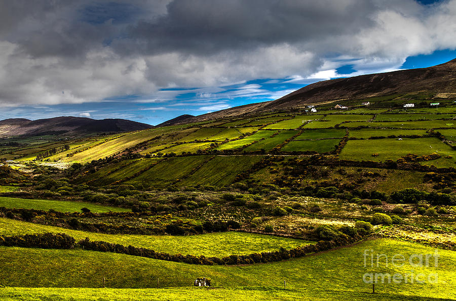wonderful Ireland Photograph  - wonderful Ireland Fine Art Print