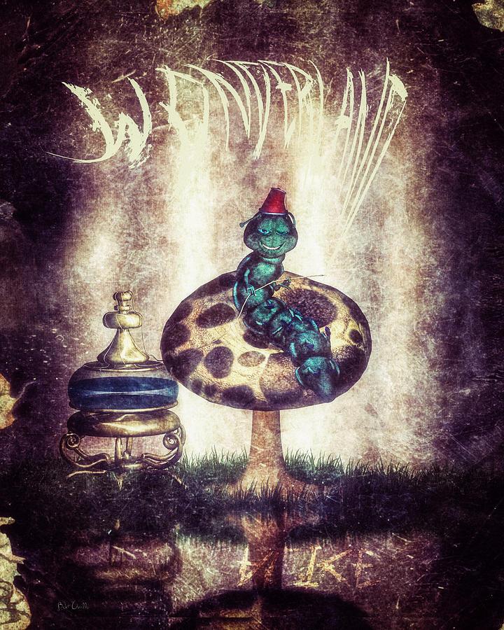 Wonderland Digital Art