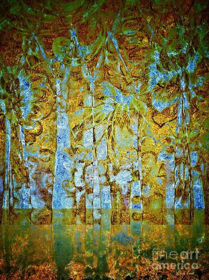 Woodland Dreams-no4 Digital Art