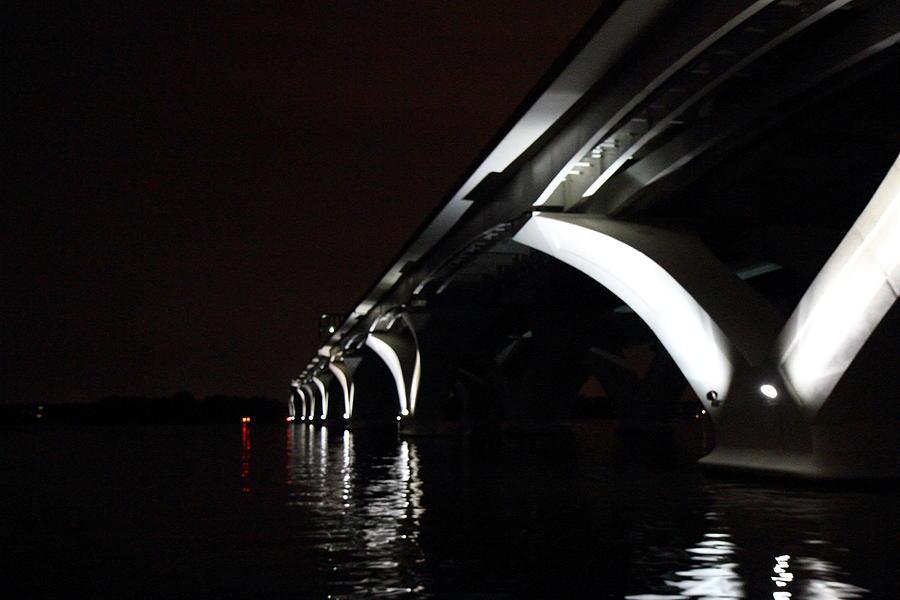 Woodrow Wilson Bridge - Washington Dc - 011319 Photograph