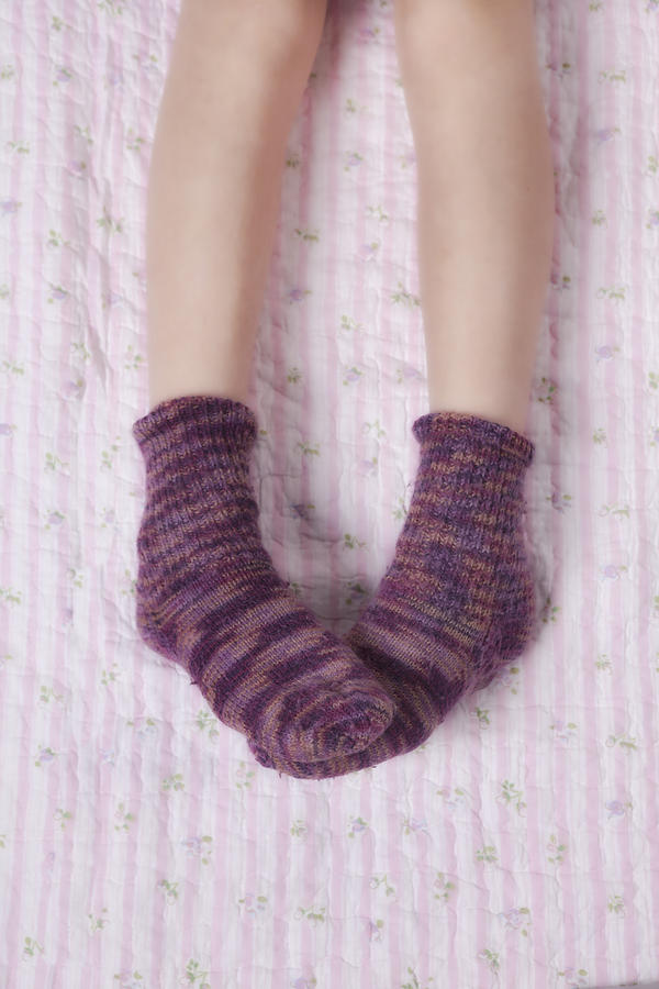 Woollen Socks Photograph