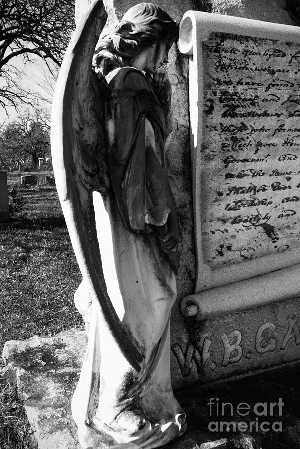 Words Not Spoken Photograph