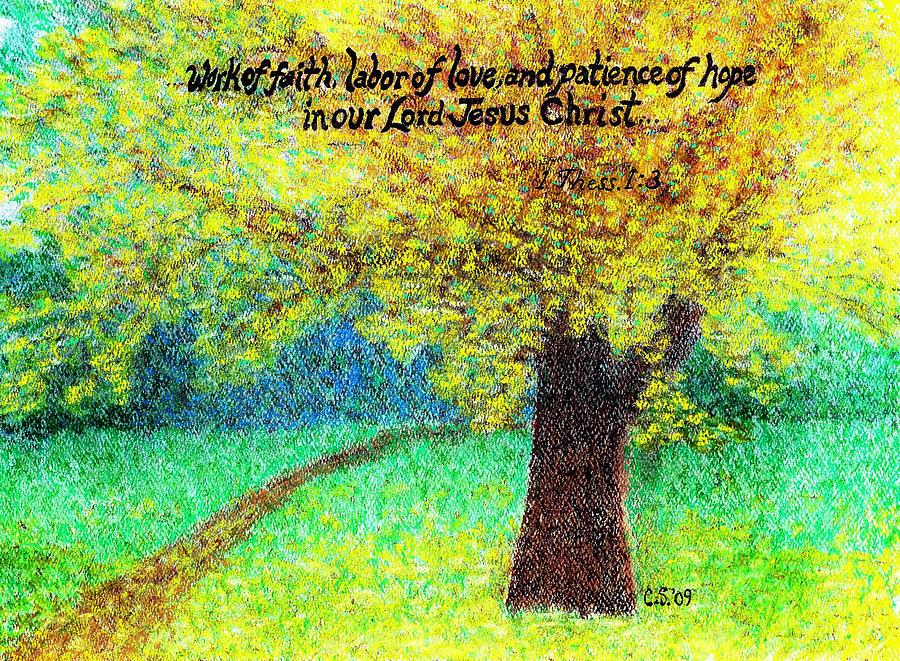 Work Of Faith Painting