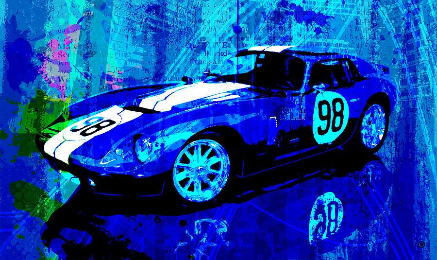 Vector Digital Art - World Champion by Gary Grayson