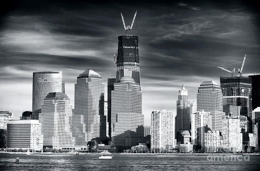 World Trade Center Rebirth Photograph  - World Trade Center Rebirth Fine Art Print