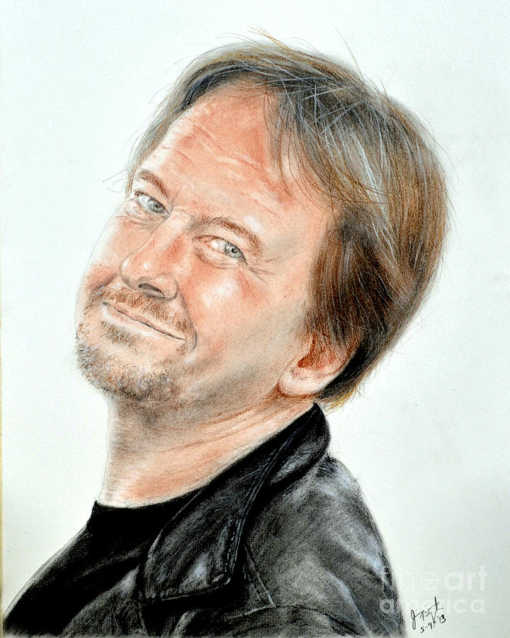 Wrestling Legend Roddy Piper Drawing