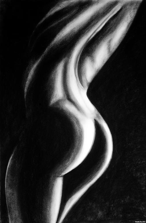 Drawing - x by Mallika Rao
