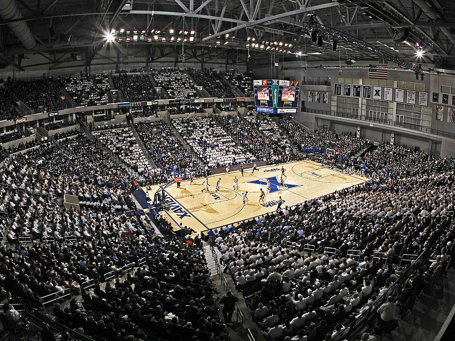 Xavier Musketeers Cintas Center Photograph  - Xavier Musketeers Cintas Center Fine Art Print