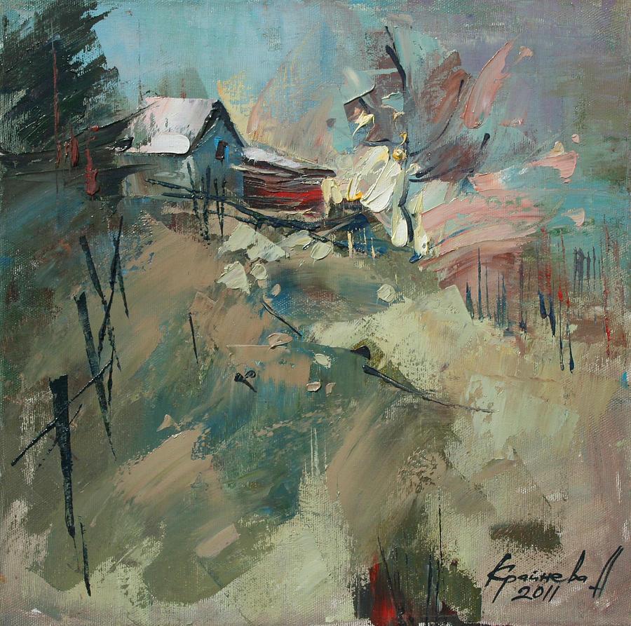 Yablunitsa Painting