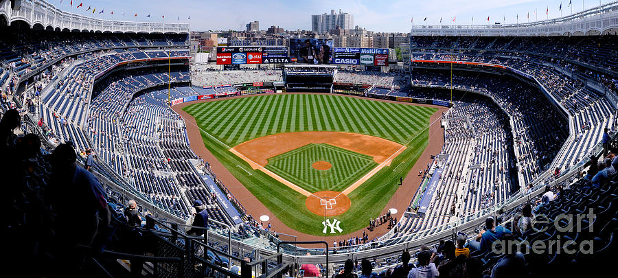 Yankee Stadium 1 Photograph