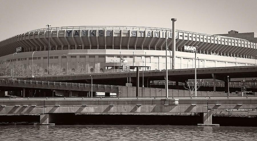 Yankee Stadium    1923  -  2008 Photograph