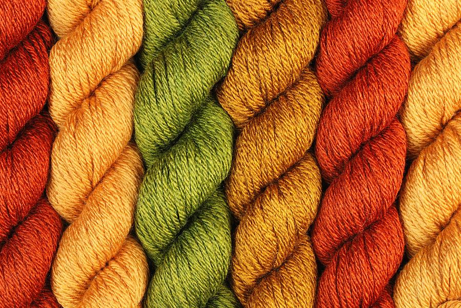 Yarn With A Twist Photograph  - Yarn With A Twist Fine Art Print