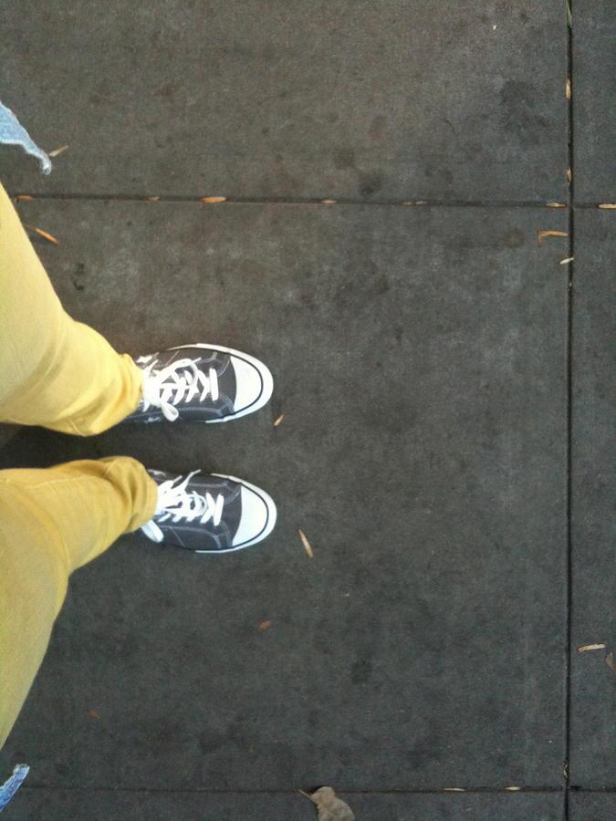 Yellow Photograph