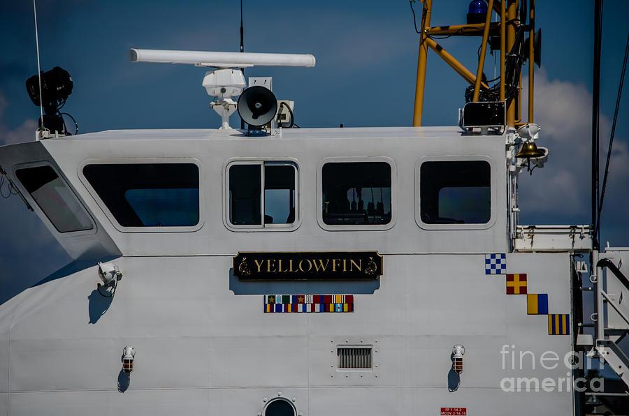 Yellowfin Photograph