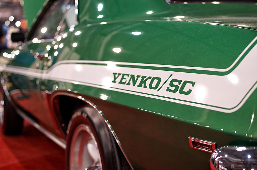 Yenko/sc Camaro  Photograph
