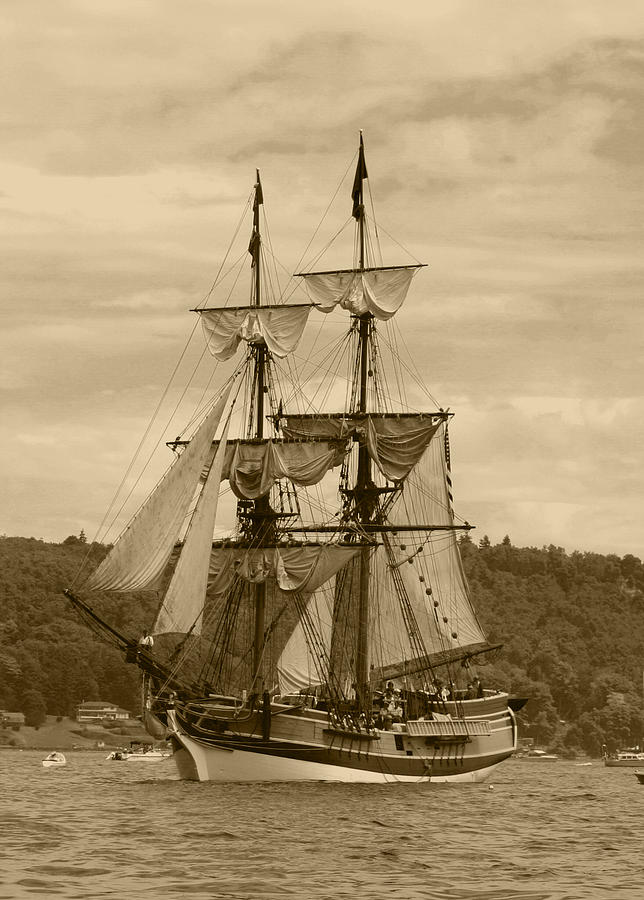 Yo Ho Lady Washington Photograph  - Yo Ho Lady Washington Fine Art Print