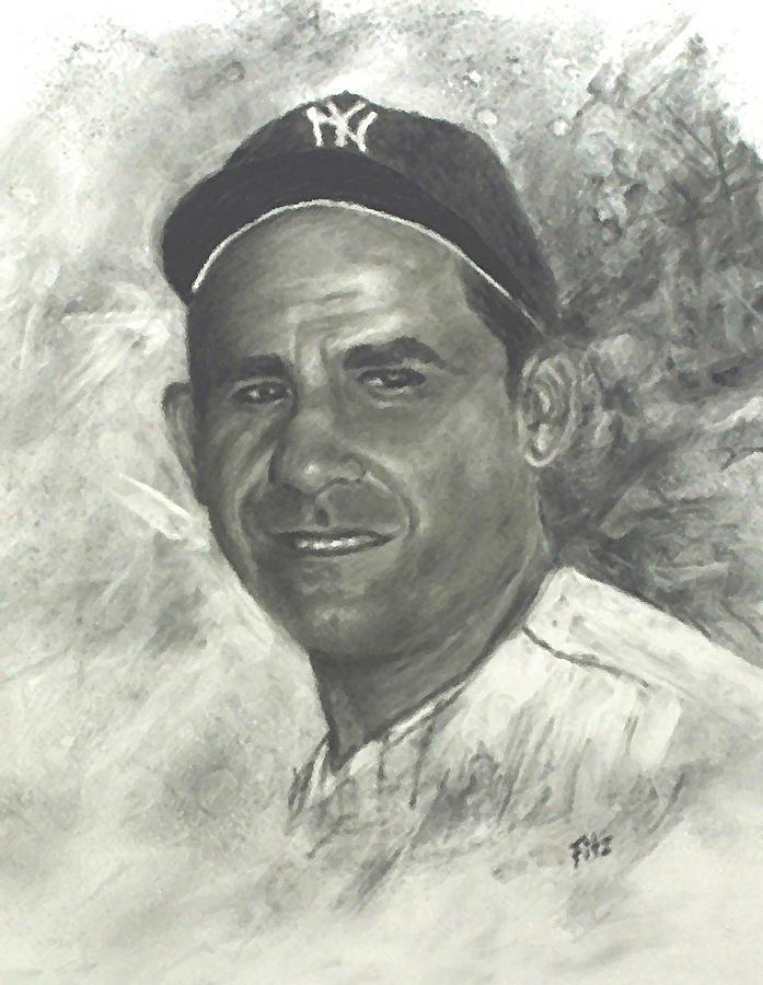 Yogi Drawing