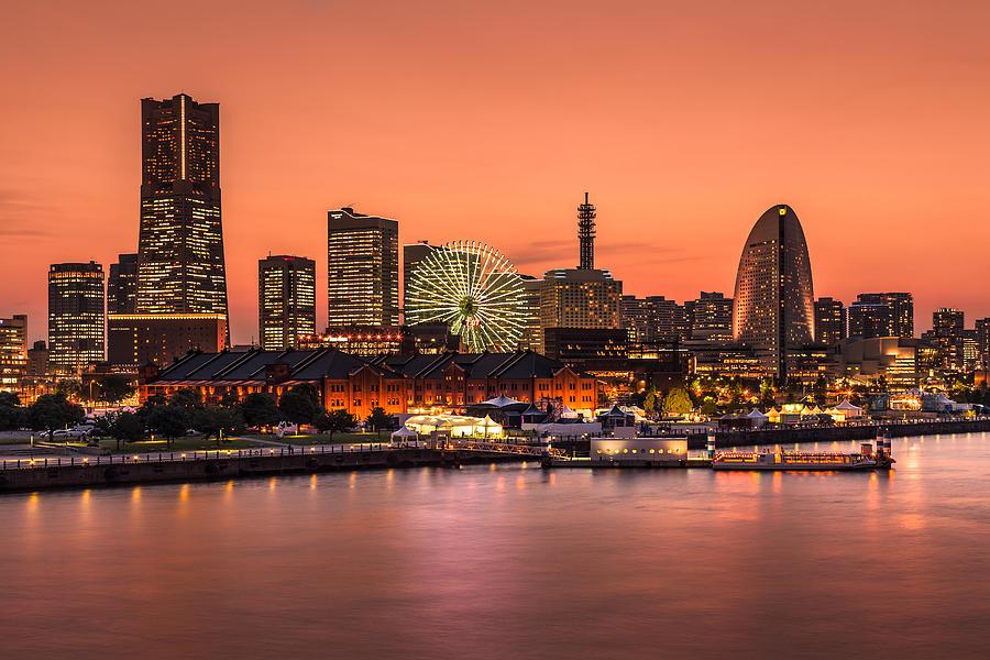 Yokohama 02 Photograph