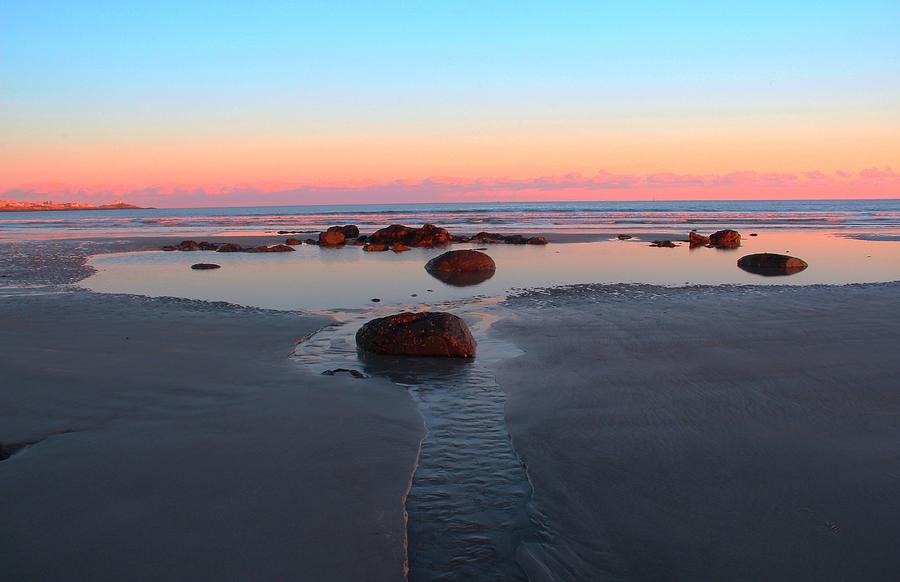 York Beach Photograph