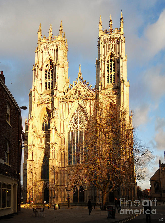 York Minster Photograph