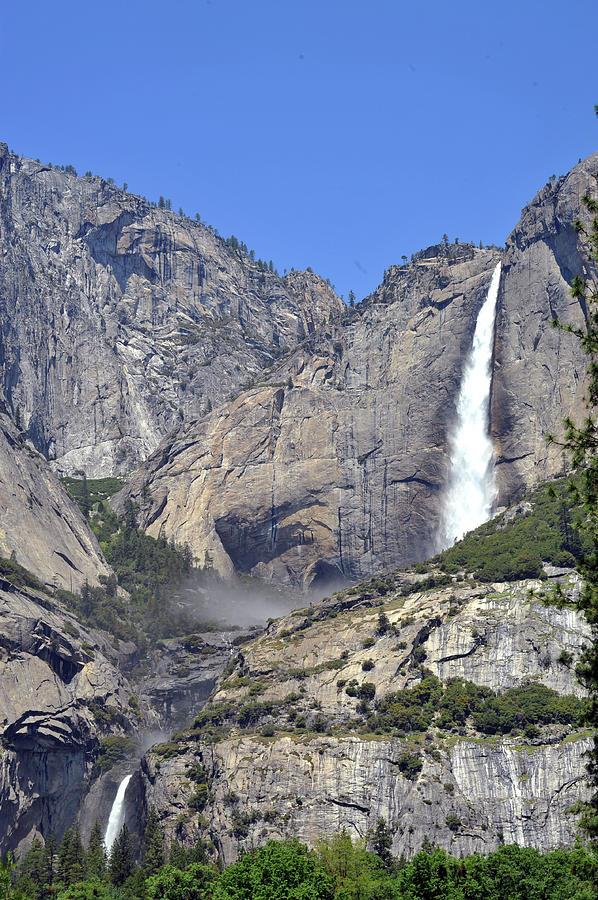 Yosemite Falls 008 Photograph