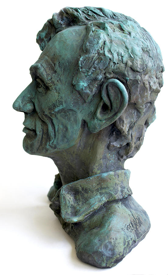 Young Lincoln -sculpture Sculpture