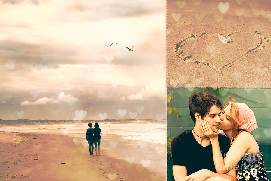 Young Love Photograph  - Young Love Fine Art Print