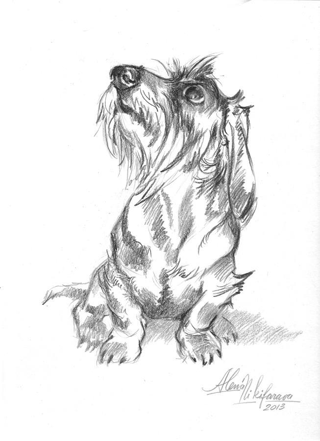 Dachshund Metal Sculpture | Dog Breeds Picture