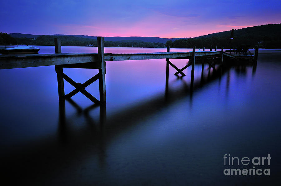 Zen At Lake Waramaug Photograph  - Zen At Lake Waramaug Fine Art Print