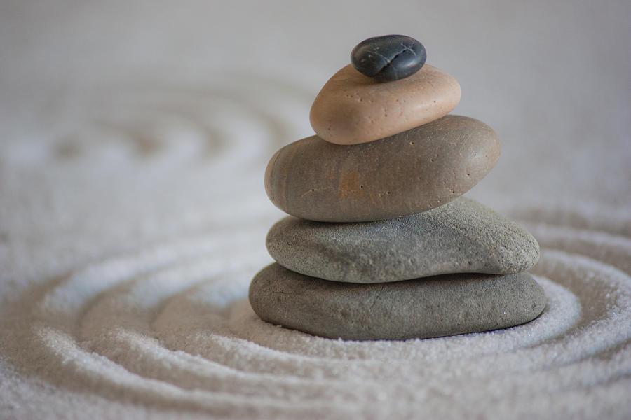 [zen rocks] - 28 images - zen stones on the sand wallpaper