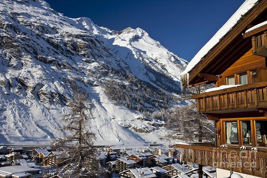 Zermatt Photograph