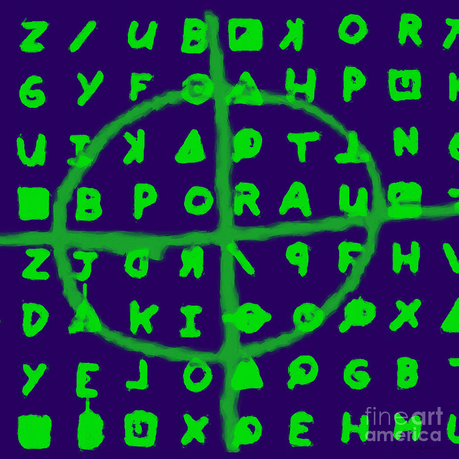 Zodiac Killer Code And Sign 20130213p128 Photograph