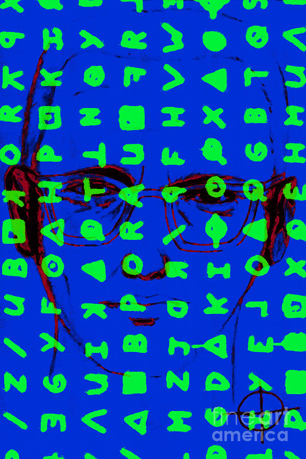 Zodiac Killer With Code And Sign 20130213p98 Photograph  - Zodiac Killer With Code And Sign 20130213p98 Fine Art Print