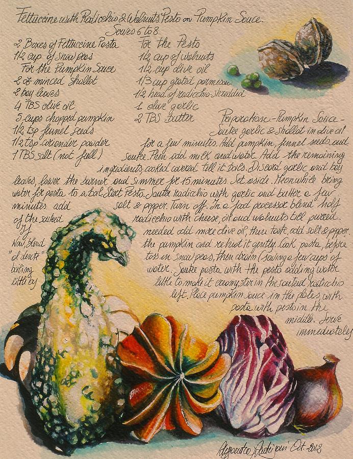 Zucche-pumpkin Painting
