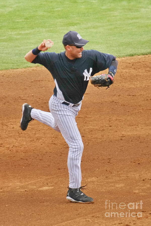  Derek Jeter Photograph 