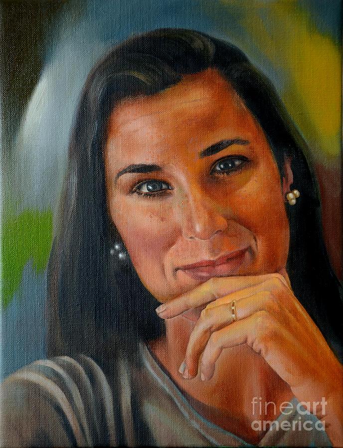 Leslie  Painting
