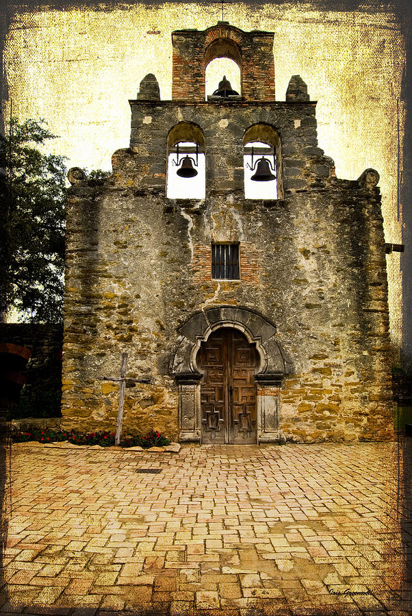 Mission Espada Photograph