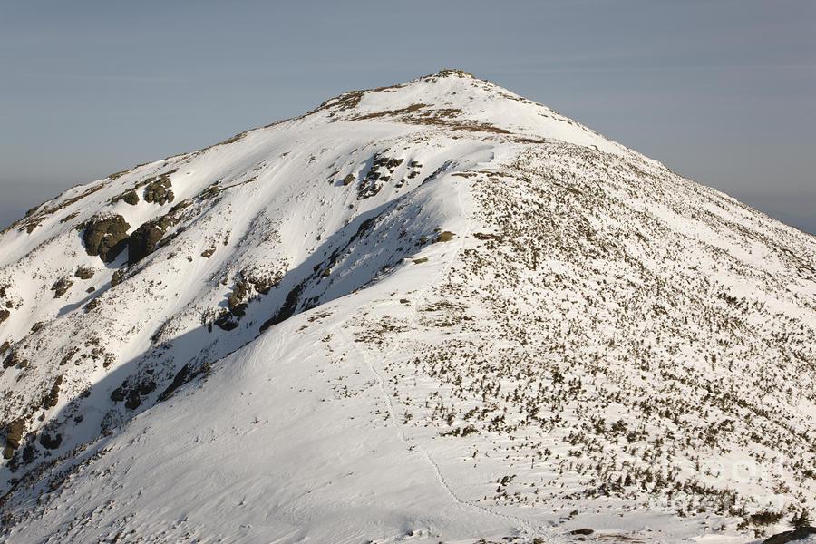 Mount Lafayette - White Mountains New Hampshire Usa Photograph