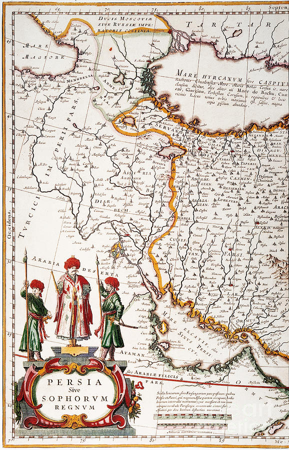 1662 fine art print