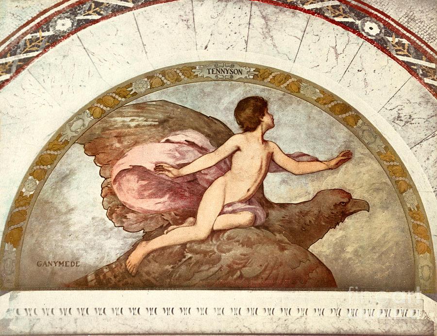 Ganymede, C1901 Painting