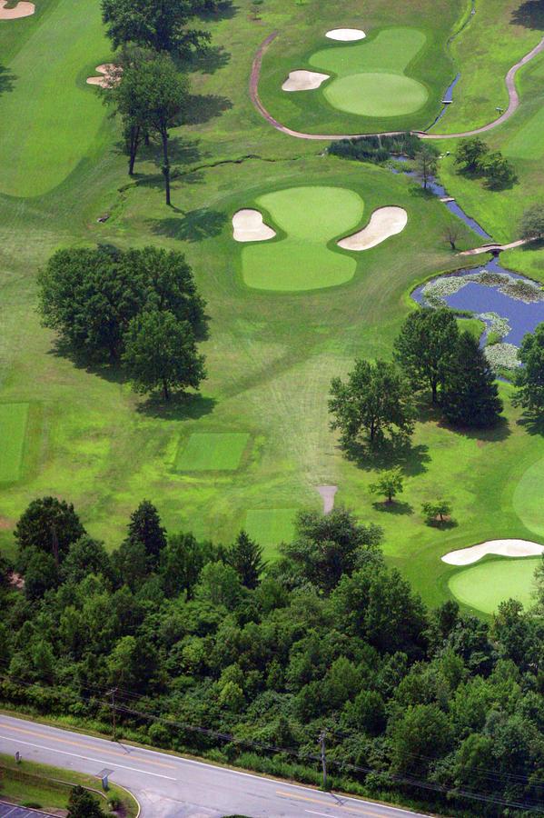 17th Hole Sunnybrook Golf Club Photograph