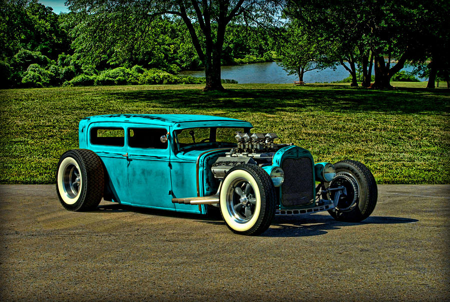 Monday, August 26, 2013, Model A Monday! - Rat Rod Nation - Rat Rod ...