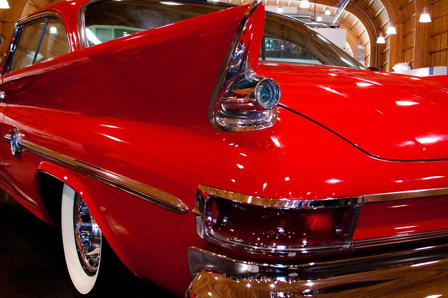 1961 Chrysler 300g 2-door Hardtop Photograph